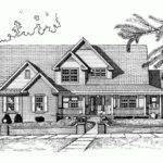 Eplans Country House Plan Hearth Room Kitchen Square Feet