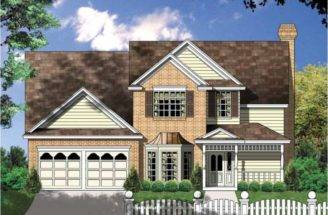 Eplans Country House Plan Simple Footprint Square Feet