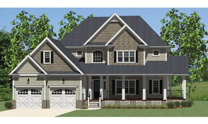 Eplans Country House Plan Warm Welcoming Wrap Around Porch