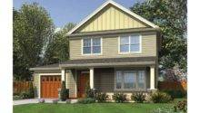 Eplans Craftsman House Plan Efficient Space Square