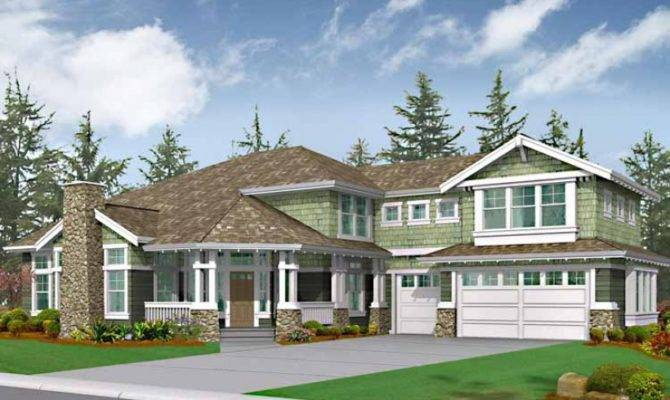 Eplans Craftsman House Plan Large Finished Basement Bedrooms