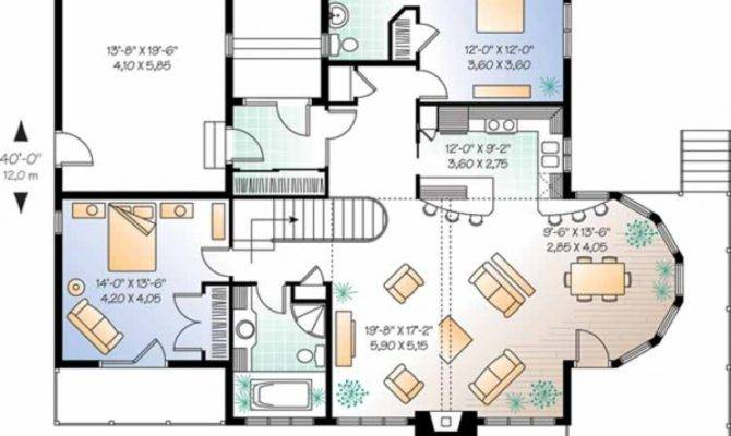 Eplans Craftsman House Plan Two Bedroom Square Feet