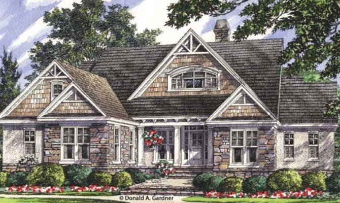 Eplans Craftsman House Plan Walkout Basement Style