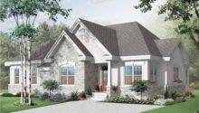 Eplans European House Plan All Inclusive Duplex Square Feet