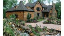Eplans French Country House Plan Reminiscent Old World Europe