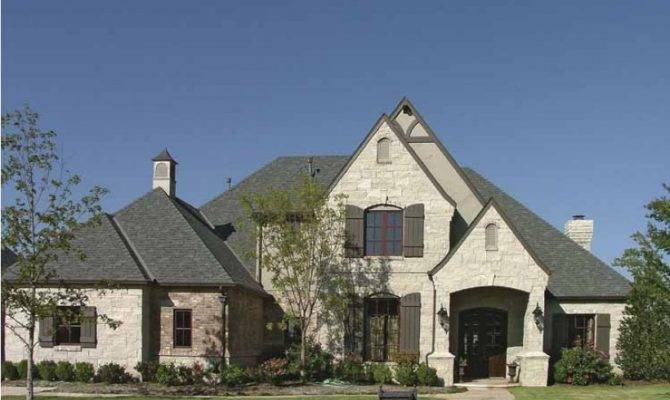 Eplans Gothic Revival House Plan Fine English Manor Square