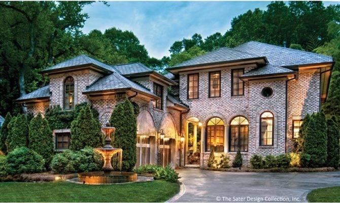 Eplans Italianate House Plan Fabulous Charleston Row Style