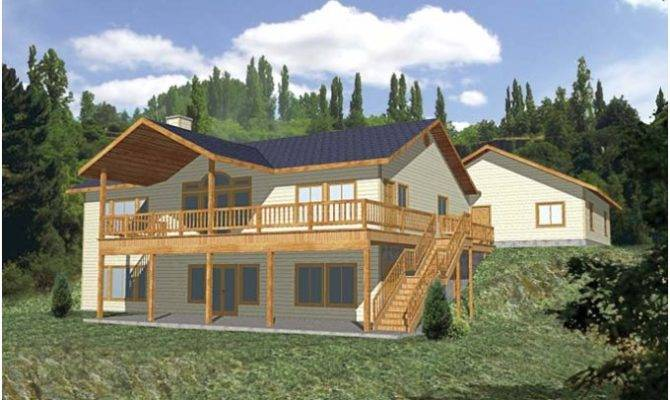 Eplans Ranch House Plan Large Finished Basement