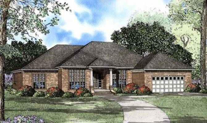 Eplans Ranch House Plan Regal Square Feet