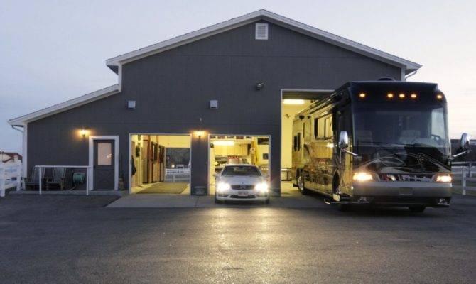 Estate Needs Car Collectors Garage House