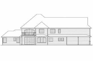 European House Plans Charlottesville Associated Designs