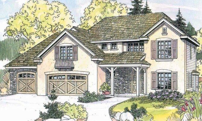 European House Plans Sausalito Associated Designs