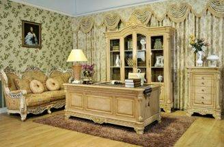 European Style Home Office Set Furniture China