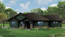 Exceptional New Ranch Home Plans Craftsman Style House