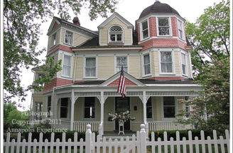 Experience Blog Day Historic Queen Anne Style House