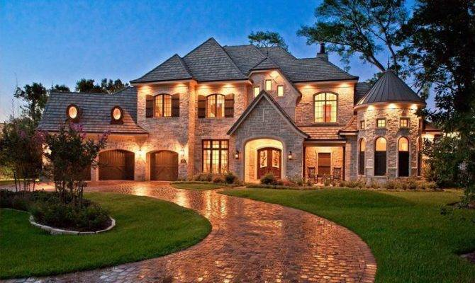Exterior Dream Ranch Home Design Ideas Pinterest