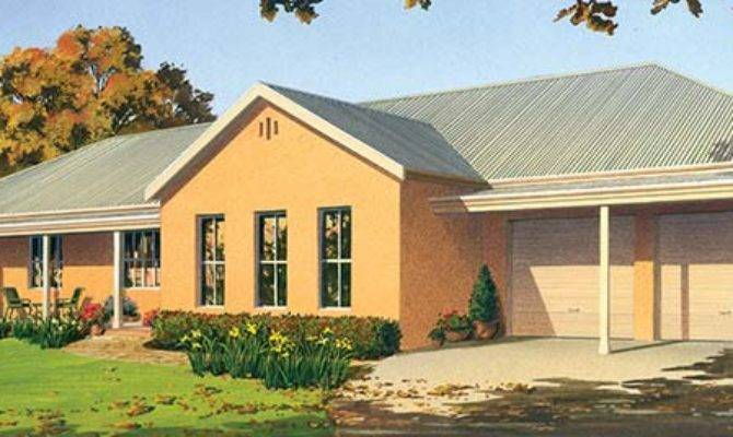 Facade Paal Kit Homes Offer Easy Build Steel Frame