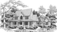 Farley Park Luxury Farmhouse Plan House Plans More