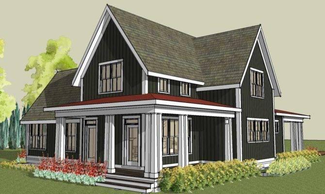 Farm House Plans Designers