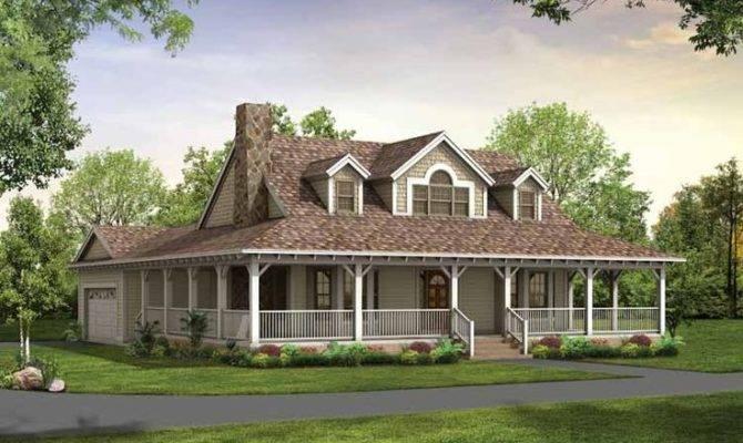 Farmhouse Home Garage Bays Dream Pinterest Wrap