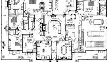 Farmhouse House Plans Floors Totally Squares Garages Bays