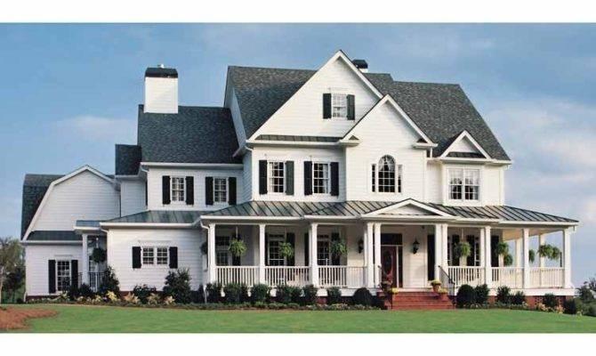 Farmhouse Plans Eplans Country House Blueprints