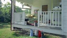 Farmhouse Porch Crisp Architects