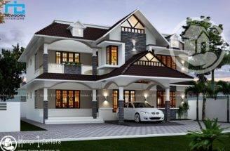 Fascinating Colonial Home Design Interiors