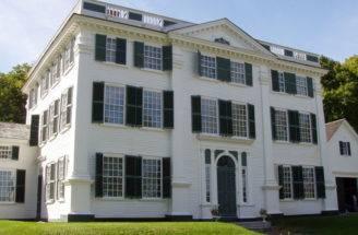 Federal Style Homes Home Exterior Design Ideas