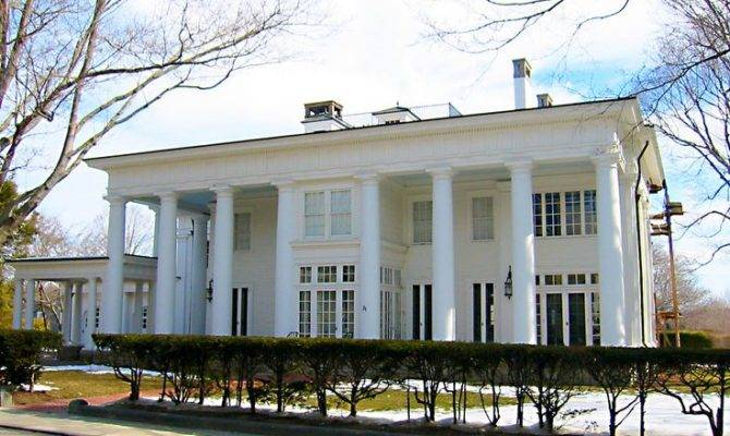 Federal Style House Essex Architecture Home Decor