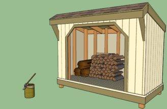 Firewood Shed Plans Storage Your Helpful Guide
