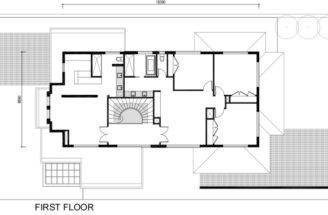 First Floor Plans Our Melbourne Display Home Located Camberwell