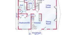 First Floorplans Second Floor Plans
