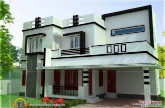 Flat Roof House Plans Designs Abwatches