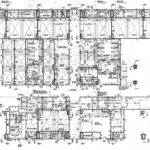 Floor Core Plan Included Detailed Architectural Drawings