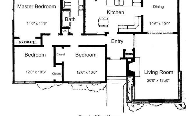 Floor House Plans Simple
