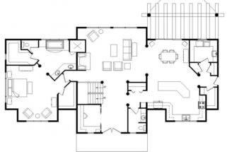 Floor Plan Derksen Building Joy Studio Design Best