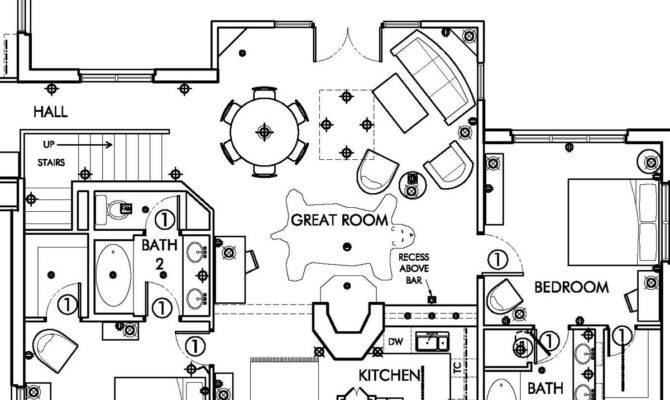 Floor Plan Detail These Detailed Plans Were Used Express