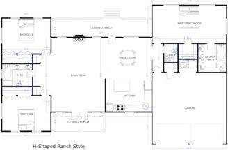 Floor Plan Examples Samples House Plans