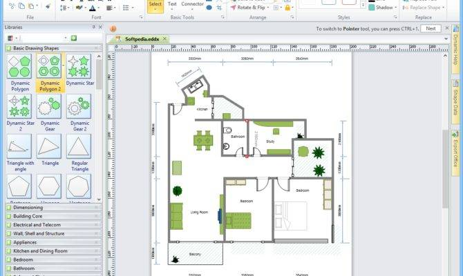Floor Plan Maker Discount Off Main Window