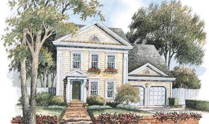 Floor Plans Aflfpw Story Greek Revival Home Bedrooms