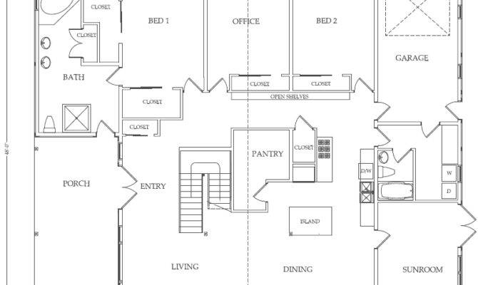 Floor Plans Building Plan Examples Home
