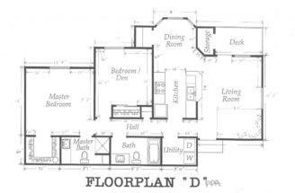 Floor Plans Large Home Master Bedroom