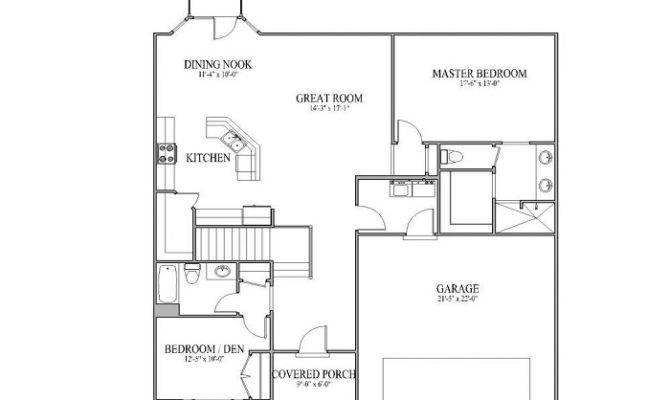 Floor Plans Make Own Rambler House Plan
