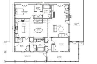 Floor Plans Old Farmhouse Style House Home