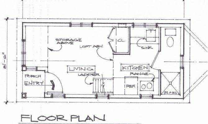 Floor Plans Pinterest Cabin Small House