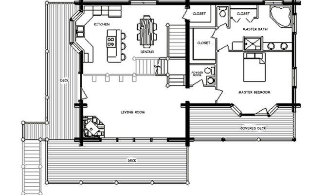 Floor Plans Small Homes Alpine Chalet Log Home