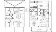Floor Plans Small Modern House Design