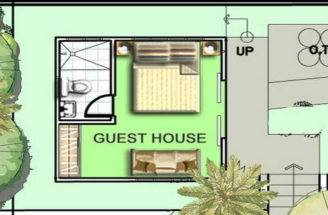 Flooring Guest House Floor Plans Simple Design
