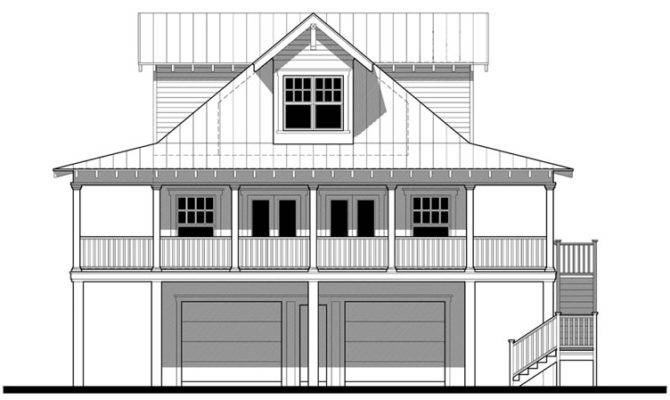 10 Wonderful Florida Cracker Style House Plans Home Plans